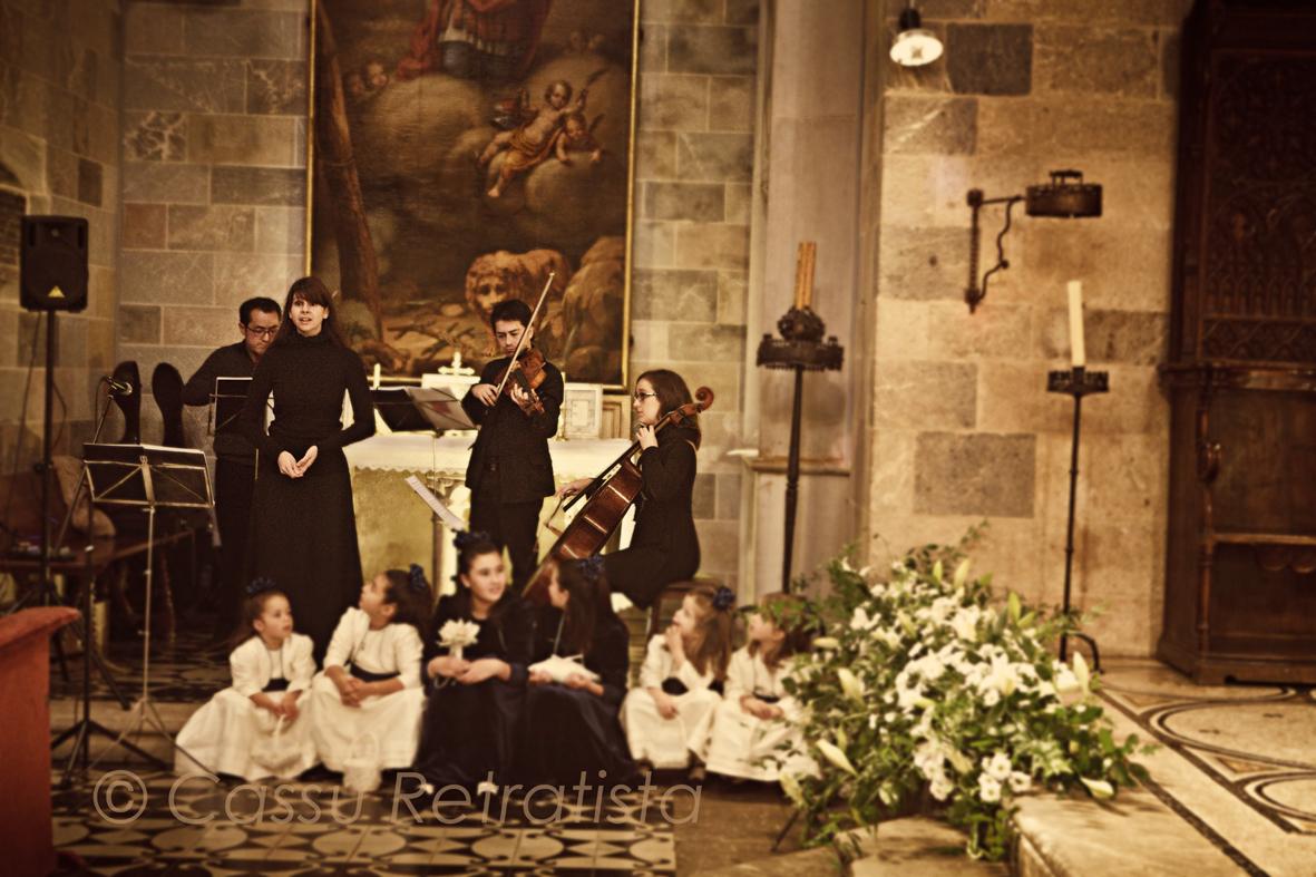 Cuarteto cuerda boda barcelona