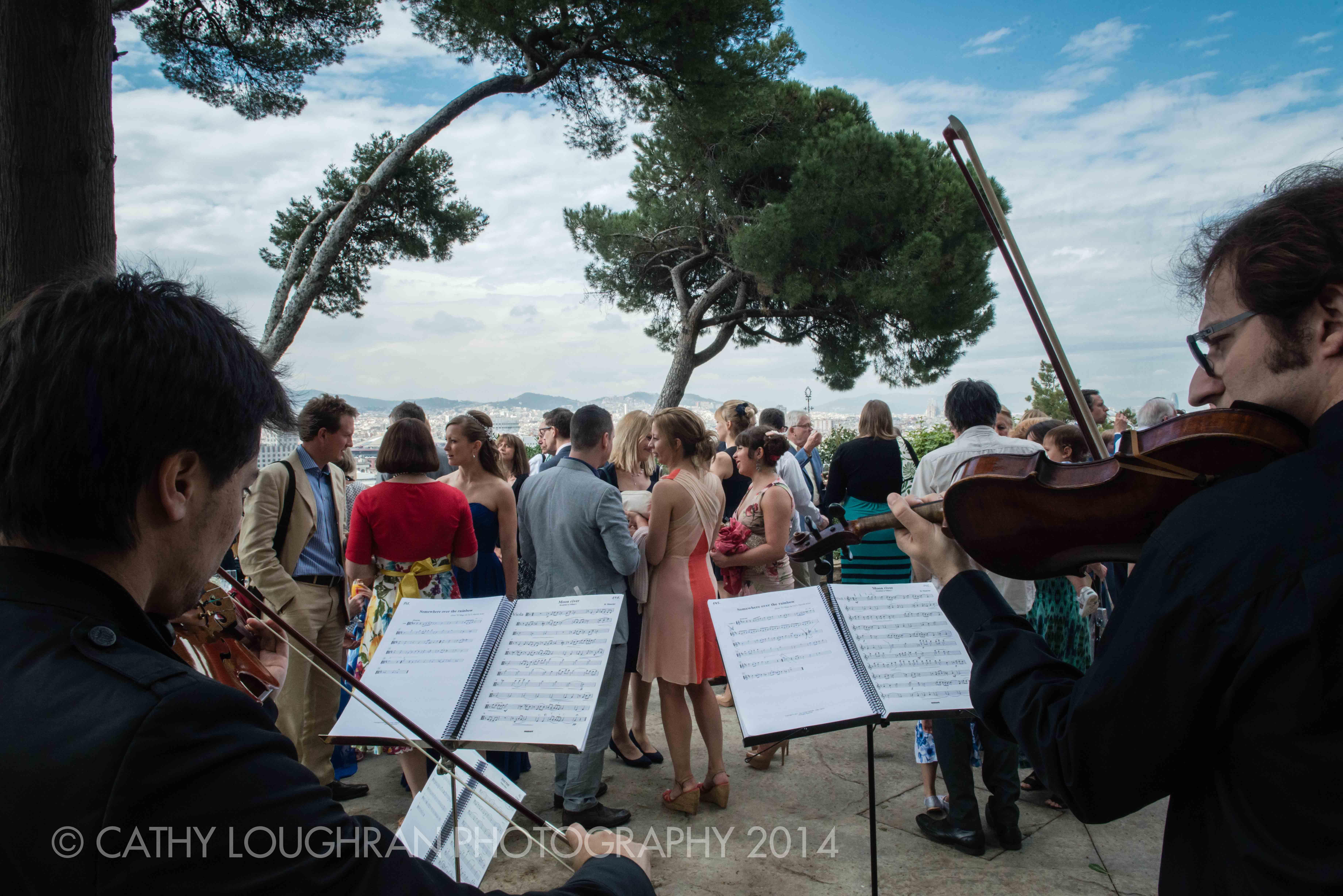 Quartet de corda casaments barcelona