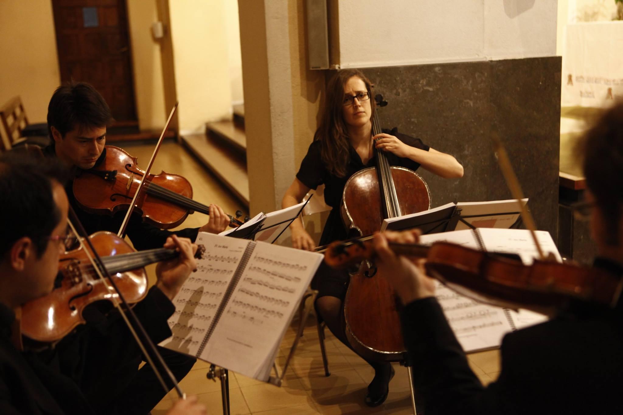 Quarteto boda barcelona