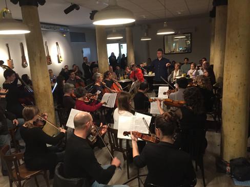 Concert de l'orquestra d'adults