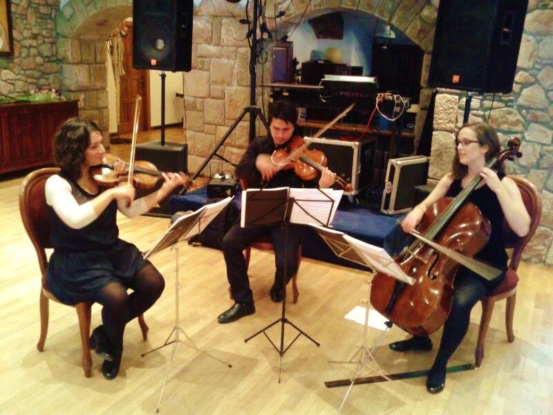 Trio de corda