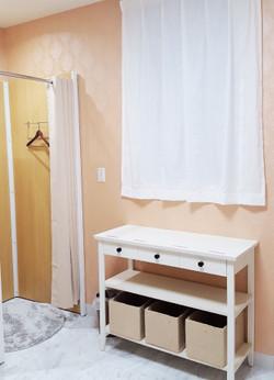 更衣室フィッテンングルーム