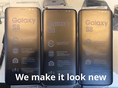 Samsung s8 plus lcd screen repair