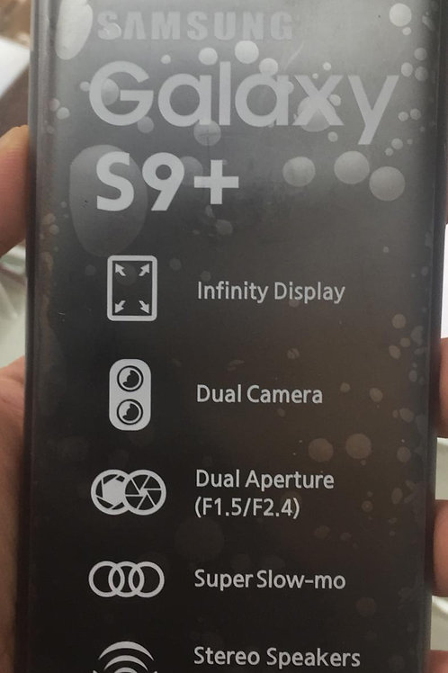 Samung s9 plus