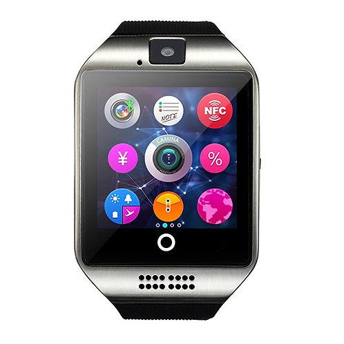 Smartwatch Q18 Full HD Pantalla Curvo Actividad Fitness