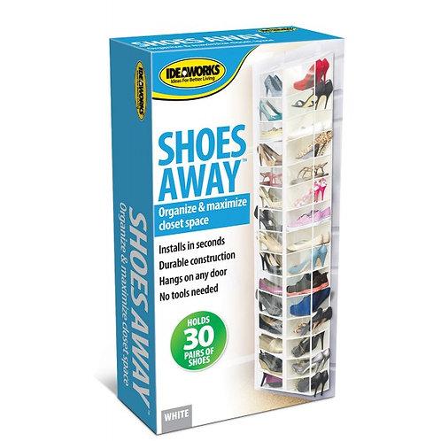 Shoes Away zapatera organizador de zapatos capacidad 30 pares