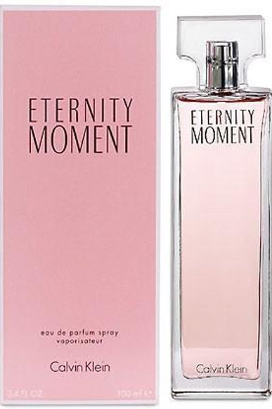 Calvin Klein Eternity Moment 100 ml para mujer