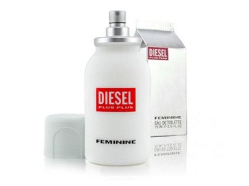 Diesel Feminine Plus Plus 75 ml para mujer