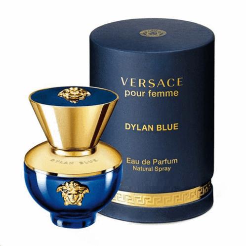 Versace Dylan Blue 100 ml para mujer