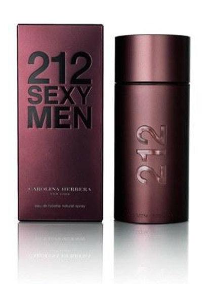 Carolina Herrera 212 Sexy 100 ml para hombre