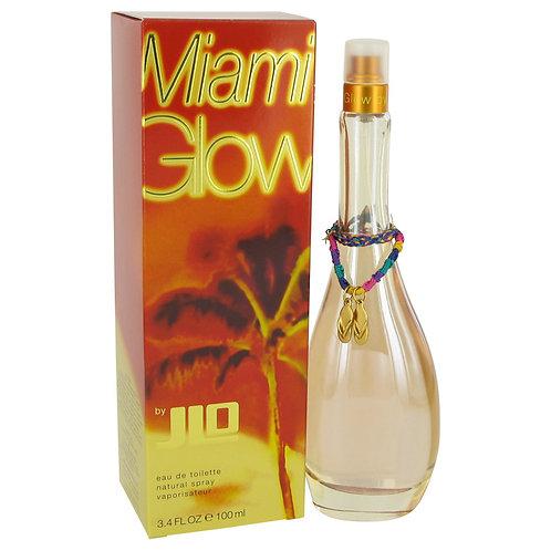 Jennifer Lopez Miami Glow 100 ml para mujer