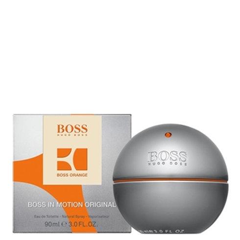 Hugo Boss In Motion 90 ml para hombre