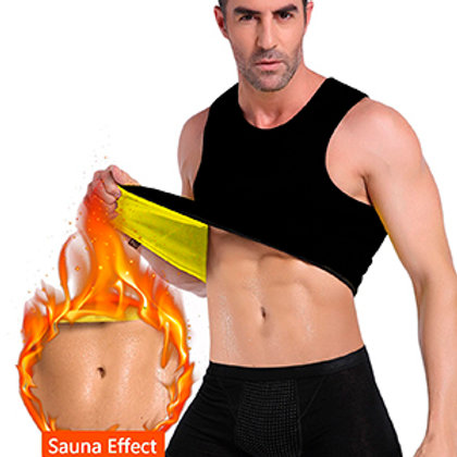 Hot Belle Shaper Efecto Sauna Chaleco Reductor
