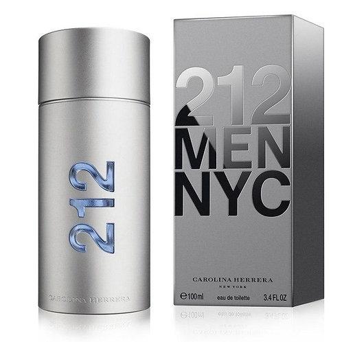 Carolina Herrera 212 NYC 100 ml para hombre
