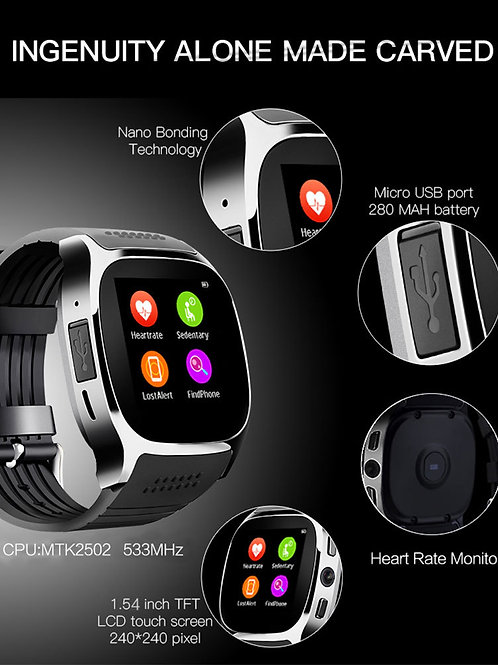 Smart watch Inteligente HD LCD Screen