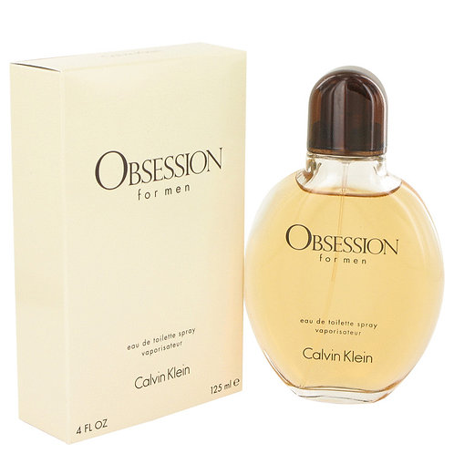 Calvin Klein Obsession 125 ml para hombre