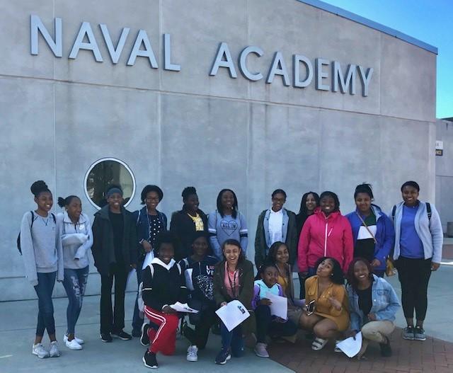 Delta GEMS/ Academy field trip