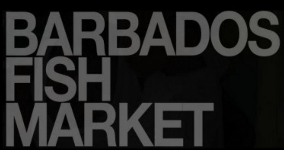 Barbados Fish Market