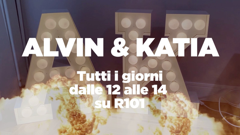 Alvin e Katia