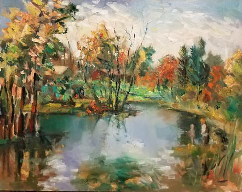 Huntington Pond