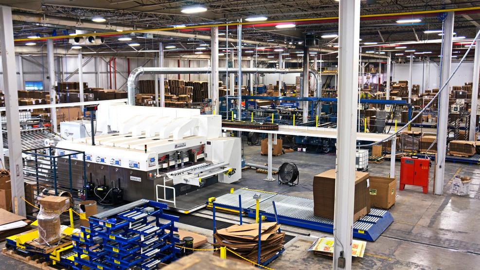 Indianapolis Manufacturing