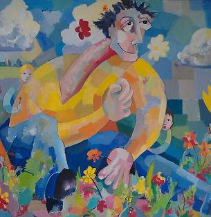 1990s paintings
