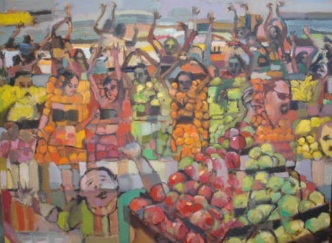 Fruit Dancers