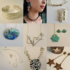 Jewelley Made by SilverHub Jewellery School Students