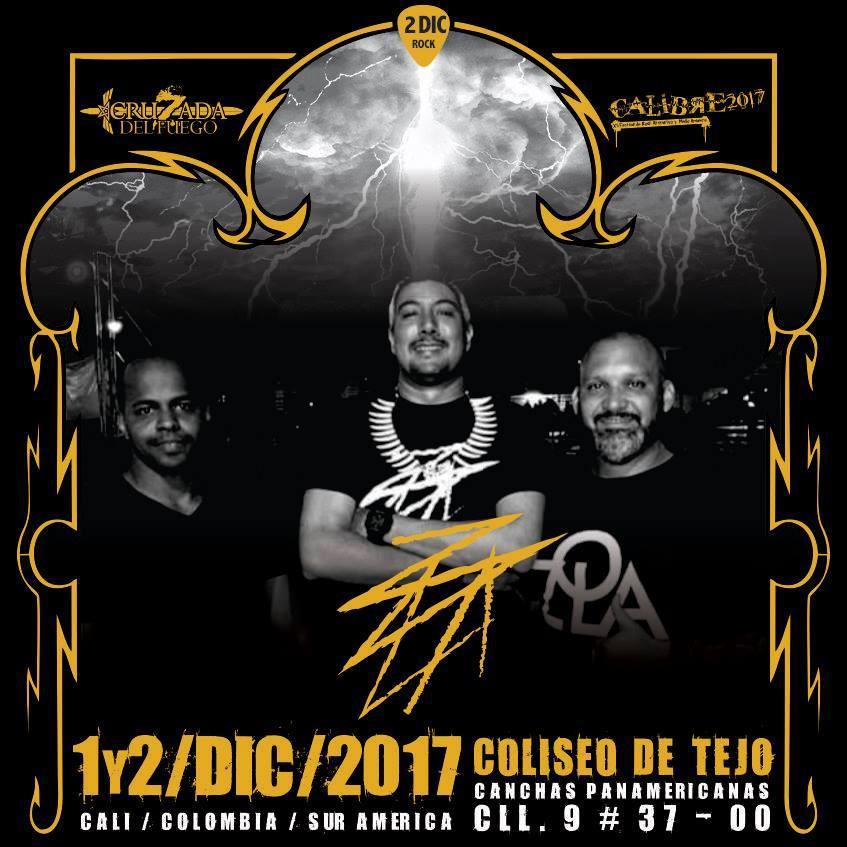 Zola Projct - Festival Calibre 2017