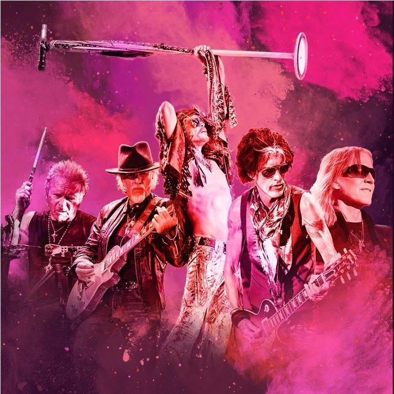 Aerosmith Overline Music