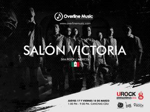 Overline Music - Salón Victoria