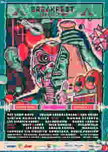 BreakFest Medellín 2017 - Overline Music