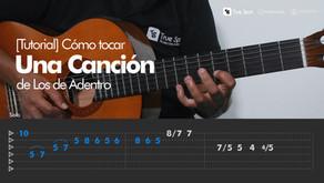 Cómo tocar Una Canción de Los de Adentro en Guitarra [Tutorial Overline Music]