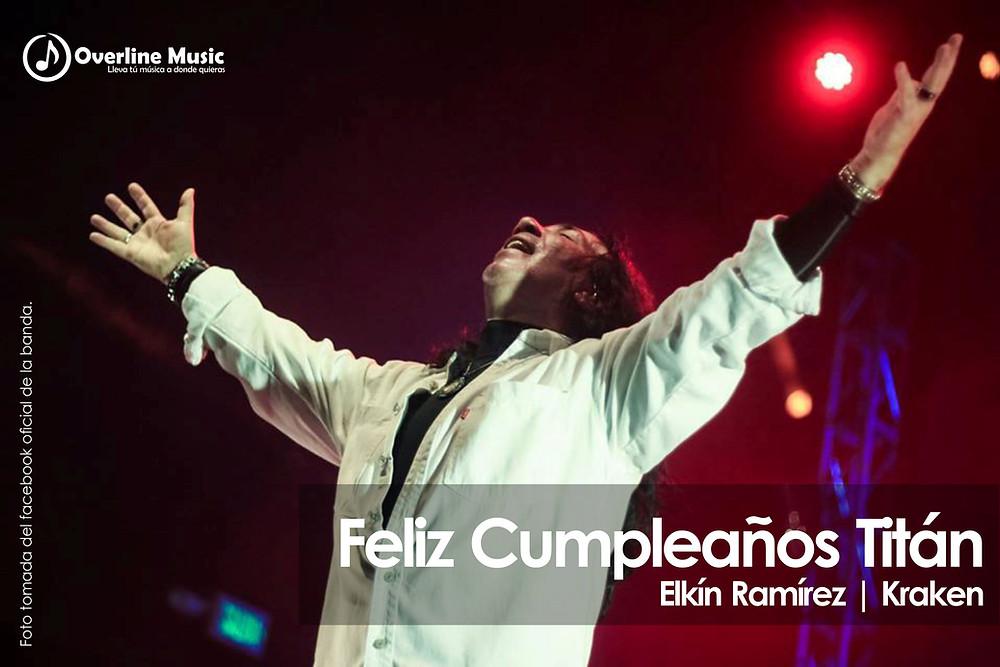 Feliz Cumpleaños Titán: Elkín Ramírez