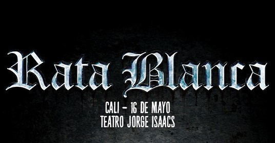 Rata Blanca en Cali 2019