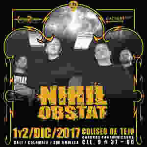 Nihil Obstat - Festival Calibre 2017