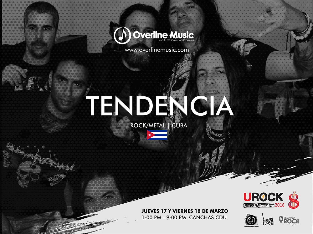 Overline Music - Tendencia Banda
