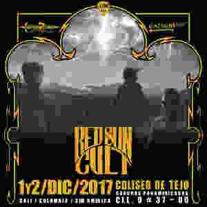 Red Sun Cult - Festival Calibre 2017