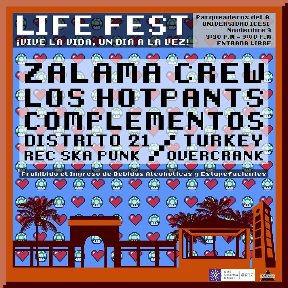 Life Fest Icesi 2017