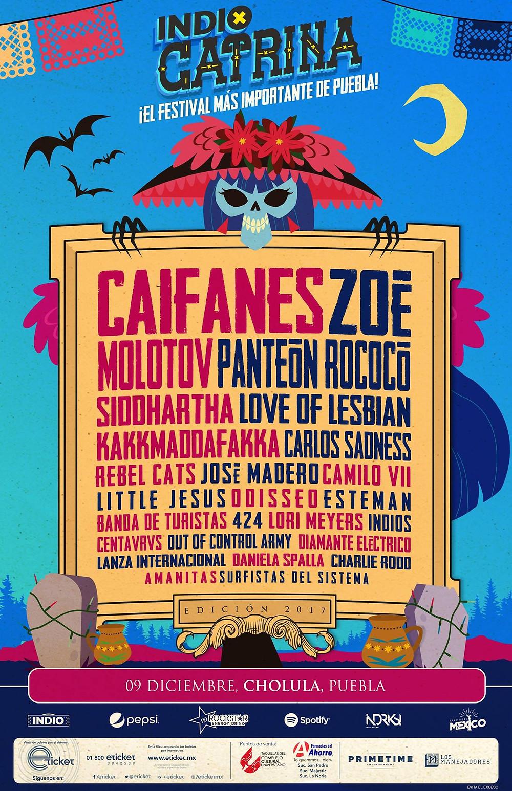 Festival Taiquenaju IV Caicedonia 2017
