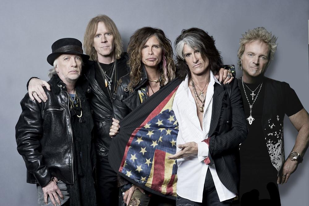 Aerosmith cancela conciertos en latinoamerica