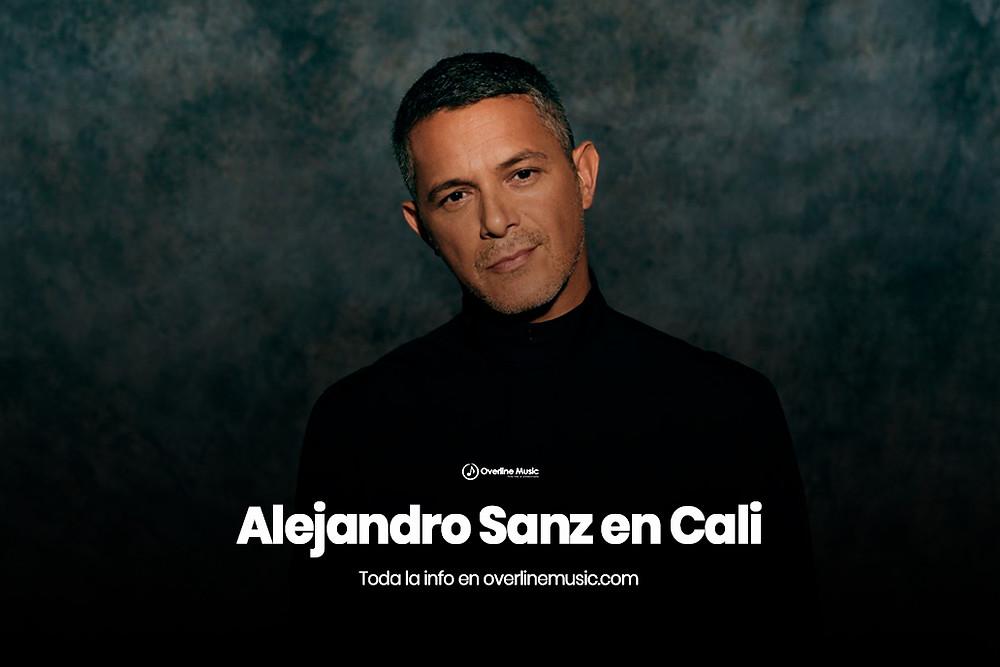 Alejandro Sanz en Cali, Colombia 2020