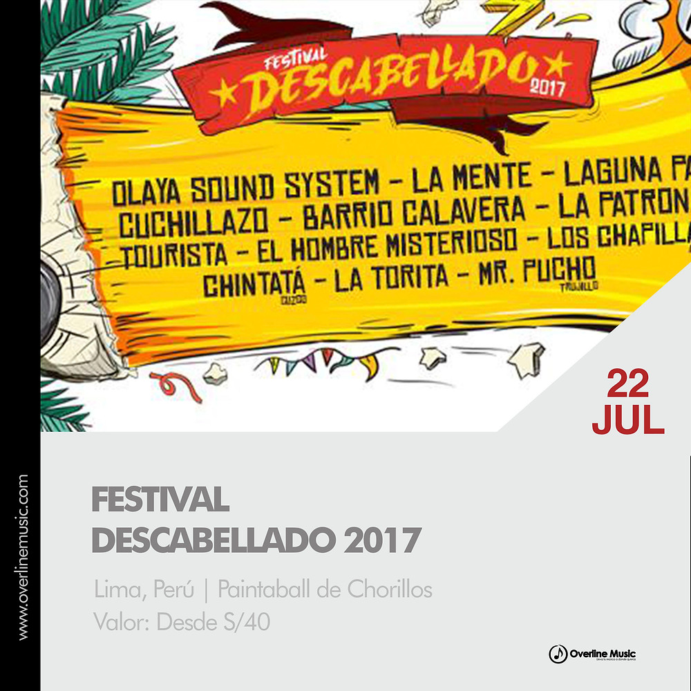 Festival Descabellado Overline Music