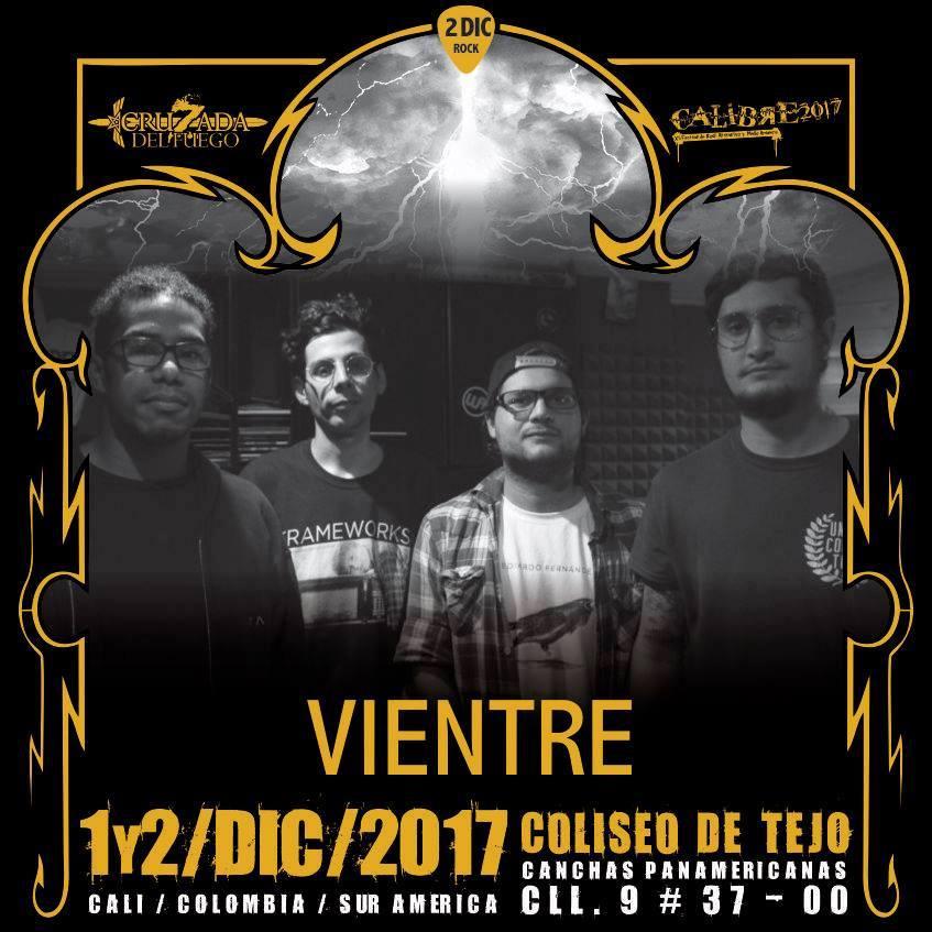Azulados- Festival Calibre 2017