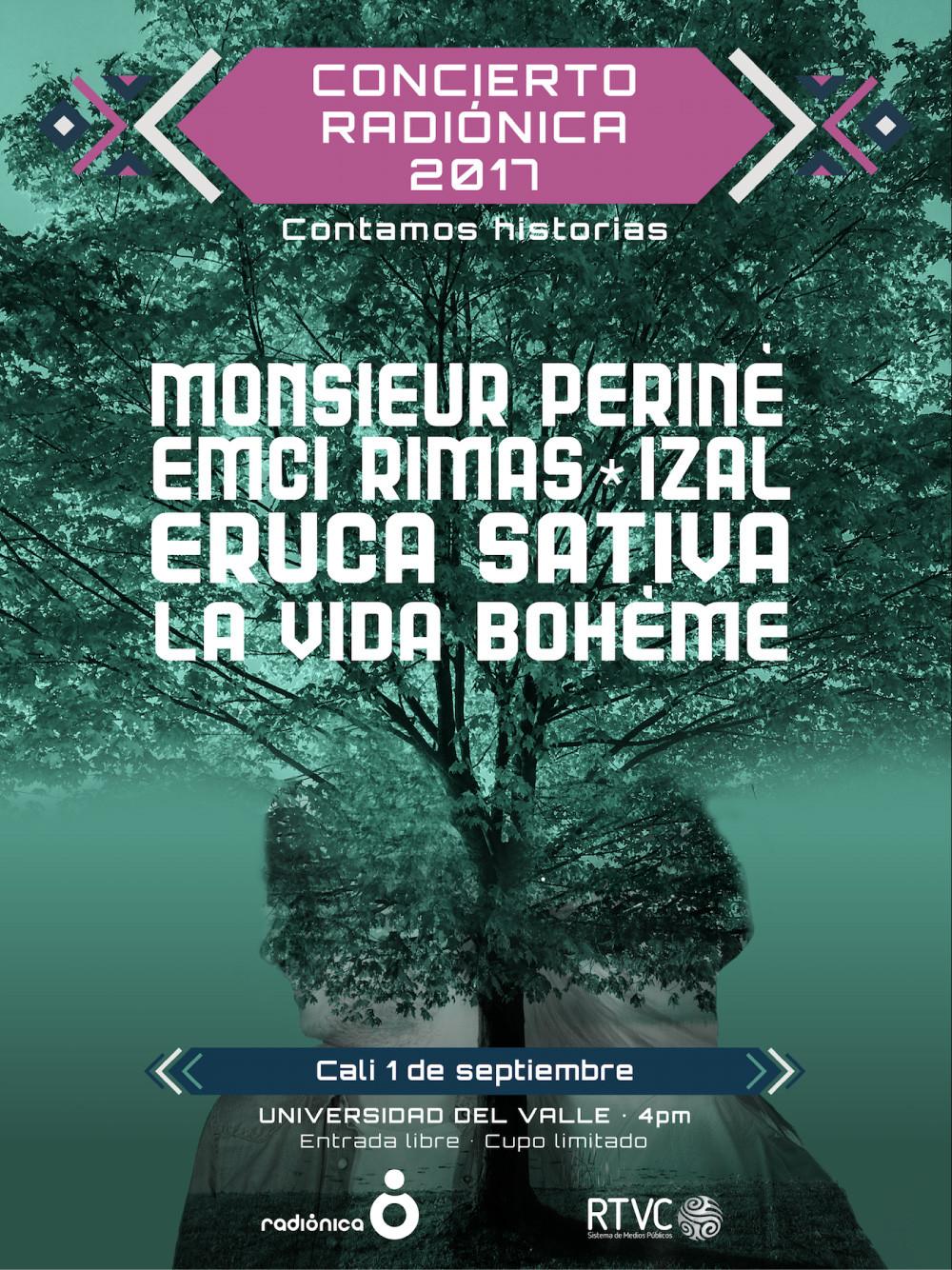 Concierto Radiónica 2017 - Overline Music
