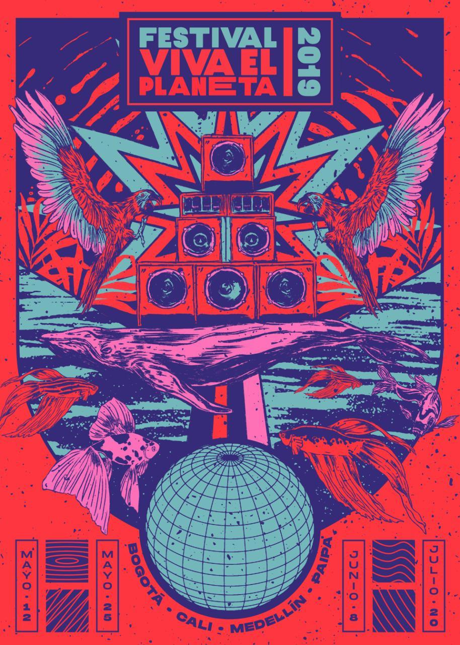Festival Viva el Planeta 2019