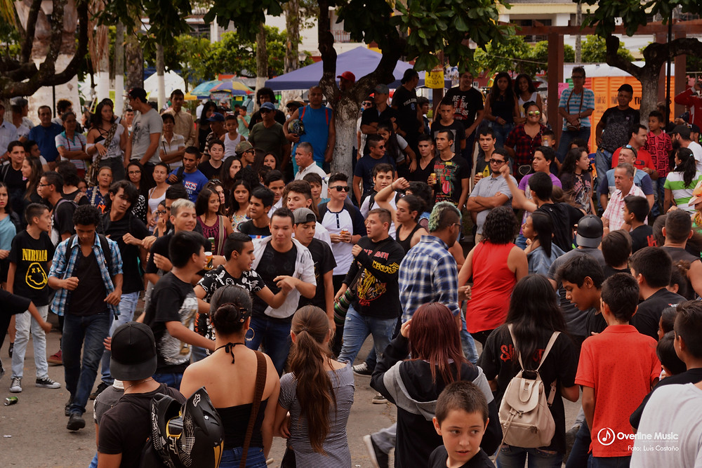 Festival Viva el planeta 2017 - Overline Music