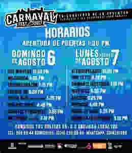 Carnaval Fest 2017 Medellín Overline Music