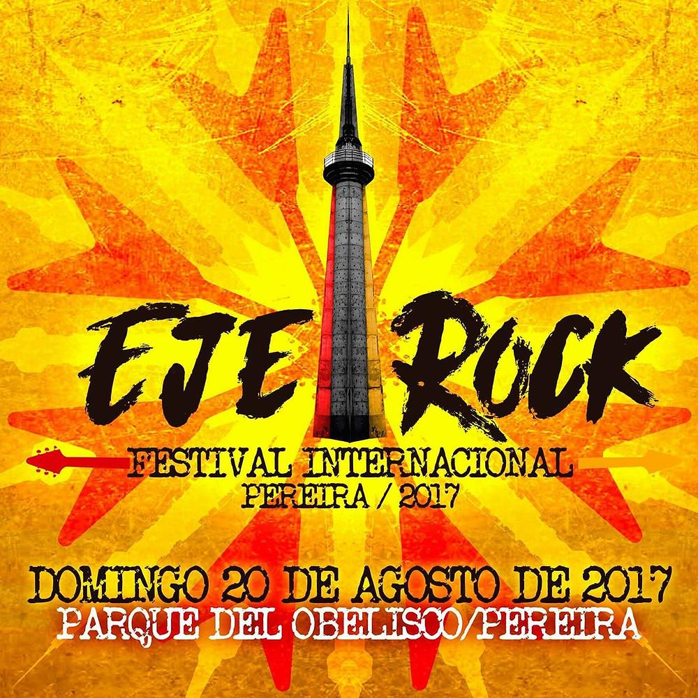 Festival Eje Rock Pereira - Overline Music