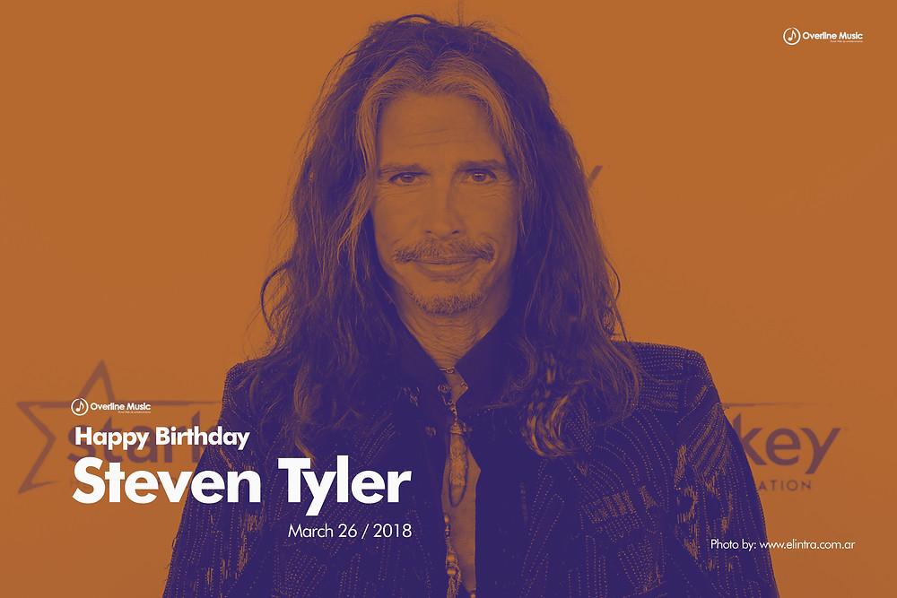 Steven Tyler - Overline Music